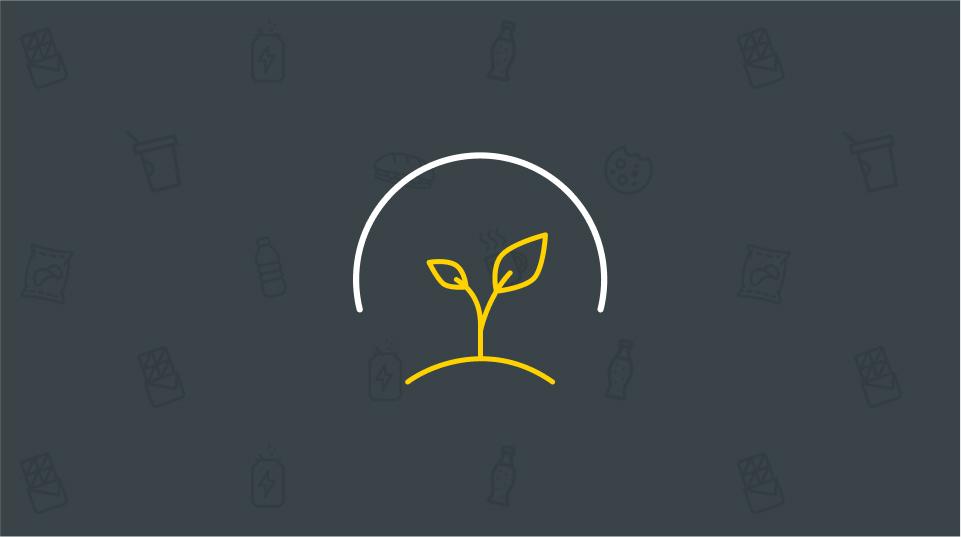 sustainable vending icon