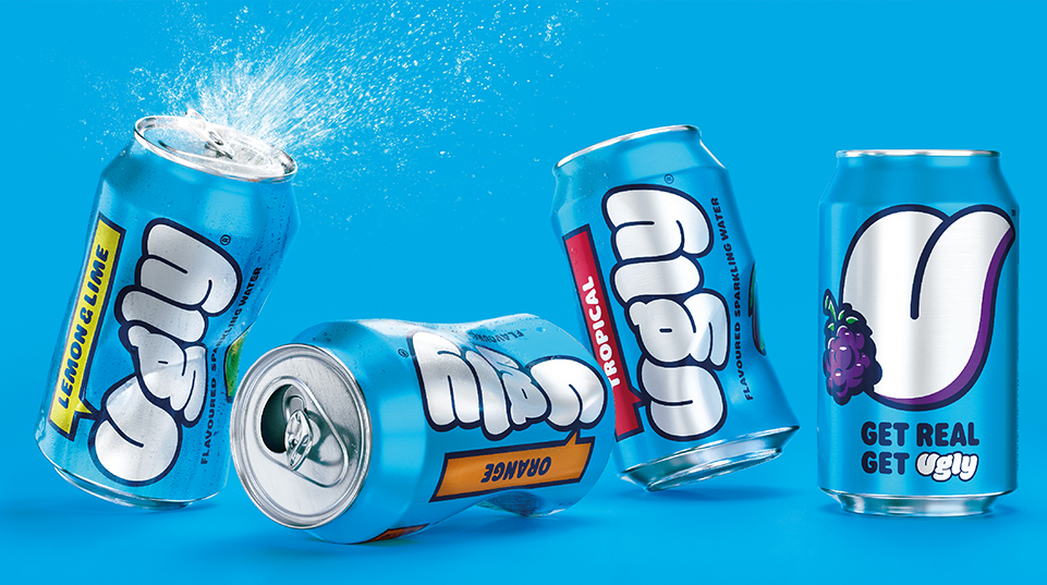 ugly drink cans