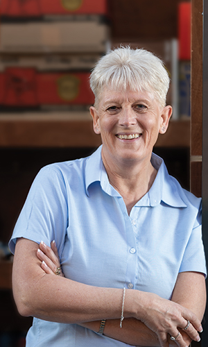 Angela Wareham